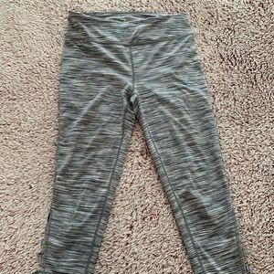 ZELLA GIRL- grey multi leggings- size L